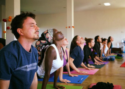 Retreat-Yoga