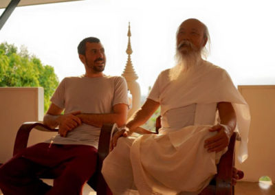 retreat-Satsang