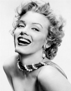 Marilyn Monroe sexual chakra